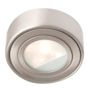 Halogen shelf under cabinet archives enviro lights chrome cabinet downlight 20w brushed chrome r10112 13 mozeypictures Gallery