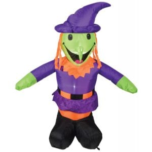 halloween-display-inflatable-witch