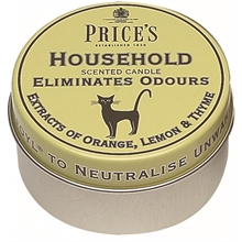 123379 Prices Candles Scented Household Tin