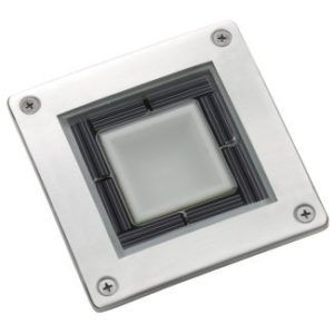 SS7543-Solar Square Decking Light