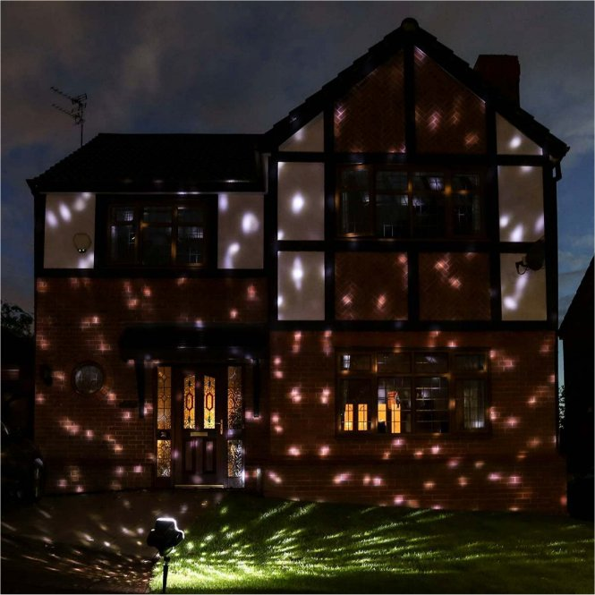 p018285 festive christmas led projector light2 - Christmas Led Projector