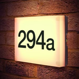 ILDEA003-House-Number-Wall-Light