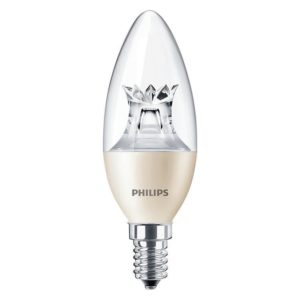 Philips Master LED 4w (25w) Dimtone Candle E14 2700k